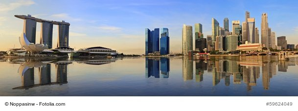 Singapur - Reise und Urlaub im Stadtstaat