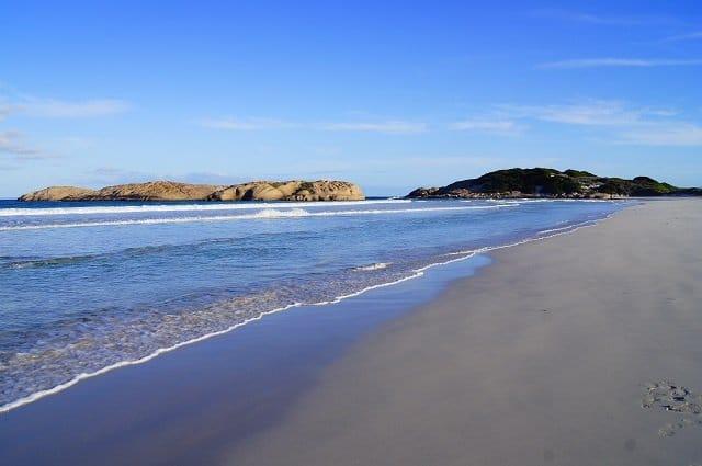 Am Twilight Beach