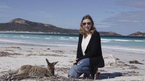 Westküste Australien: Lucky Bay