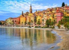 Nizza - Perle an der Côte d'Azur