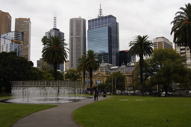 Parliament Gardens Reserve