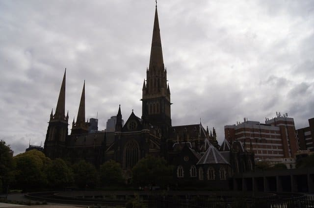 Kirchen in Melbourne