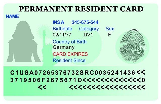 Informationen rund um das Thema Greencard - © #24994572 | Urheber: Marcus Kretschmar - fotolia.de