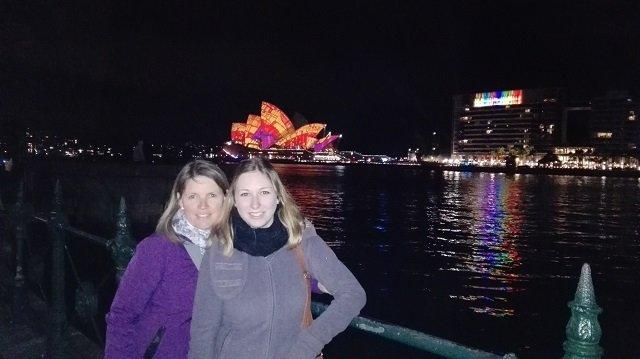 02.06. Sydney Opera House Vivid Festival