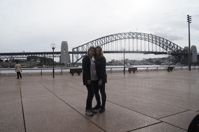 03.06. Sydney Harbour Bridge