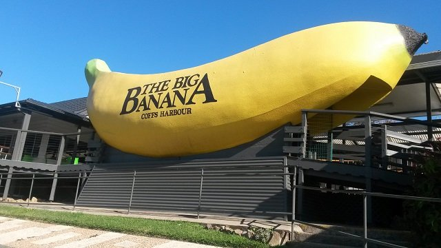 07.06. Coffs Harbour Big Banana