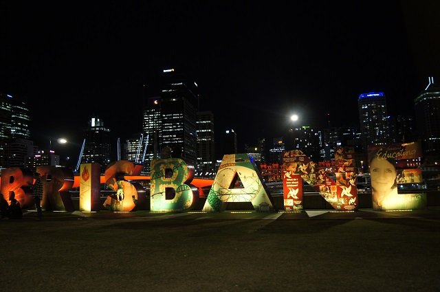 10.06. Brisbane Australien