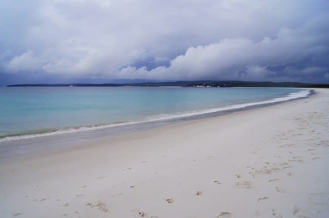 31.05. Hyams Beach