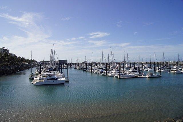 Mackay Hafen