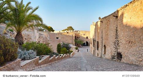 Santa Barbara - Alicante
