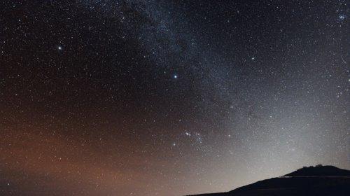 Milchstraße durchs ESO Teleskop