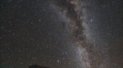 Ein weiteres beeindruckendes Bild der Milchstraße © ESO