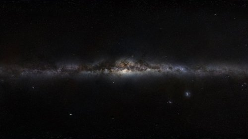 Milchstraße - ESO