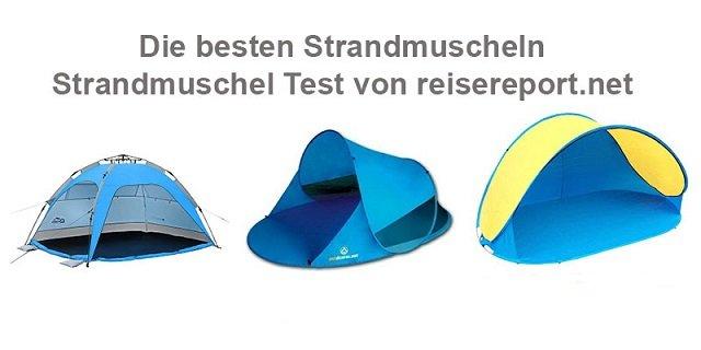 Strandmuschel-Test-Vergleich