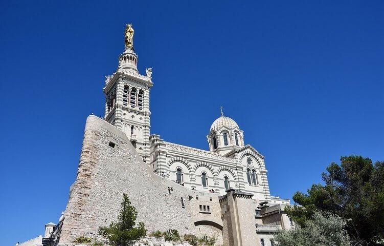 Basilika von Notre Dame de la Garde