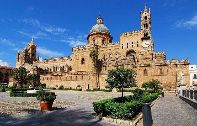 Architektur in Palermo