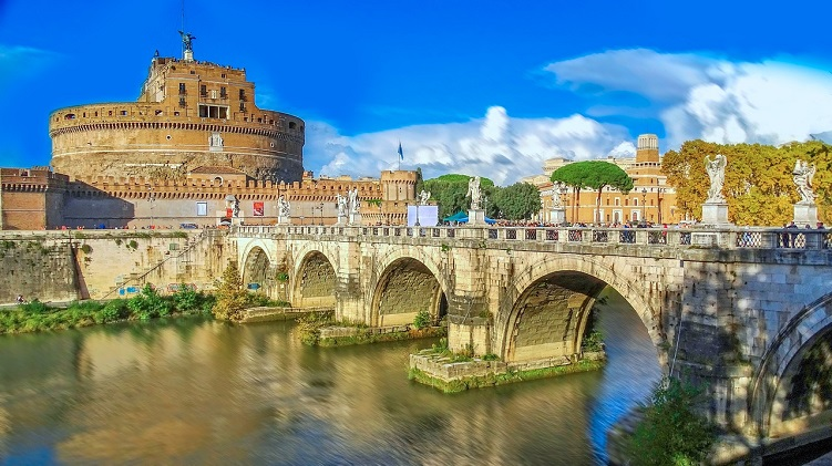 Rom und Vatikanstadt