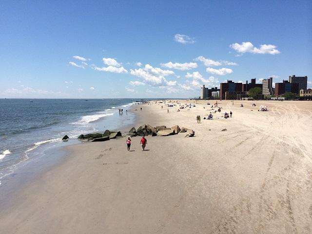 Coney Island Strand