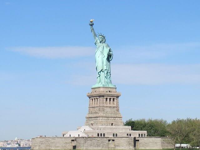 New-York-Reisebericht-Freiheitsstatue