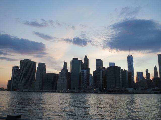 Skyline-Manhattan