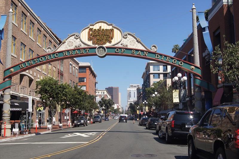 San Diego Gaslamp Quater
